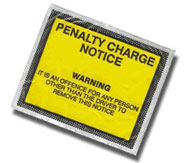 air conditioning penalty charge notice London